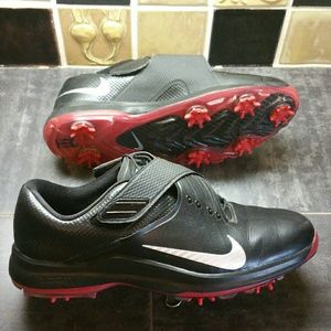 Nike TW 17 Tiger Woods Black Sz 9